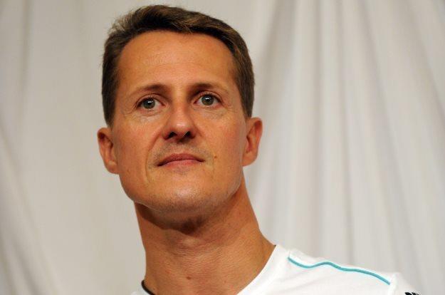 Schumacher daje oznaki odzyskiwania świadomości /AFP
