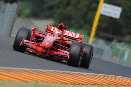 Schumacher na Mugello /