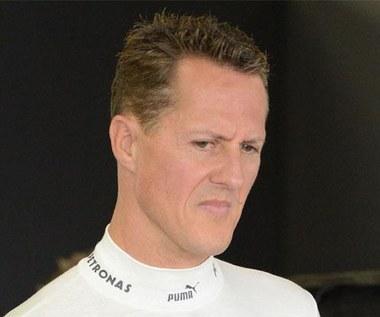 """Schumacher walczy o życie. """"Jeśli ktokolwiek ma wyjść z tego, to właśnie on"""""""