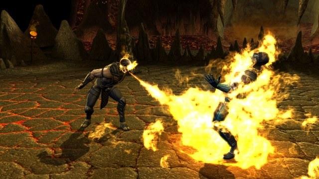 Scorpion nadal lubi podgrzewać atmosferę /INTERIA.PL