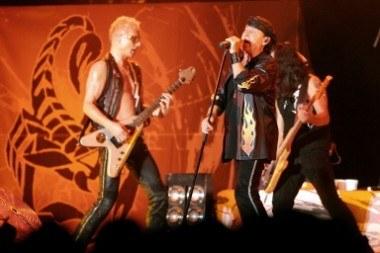 Scorpions /AFP
