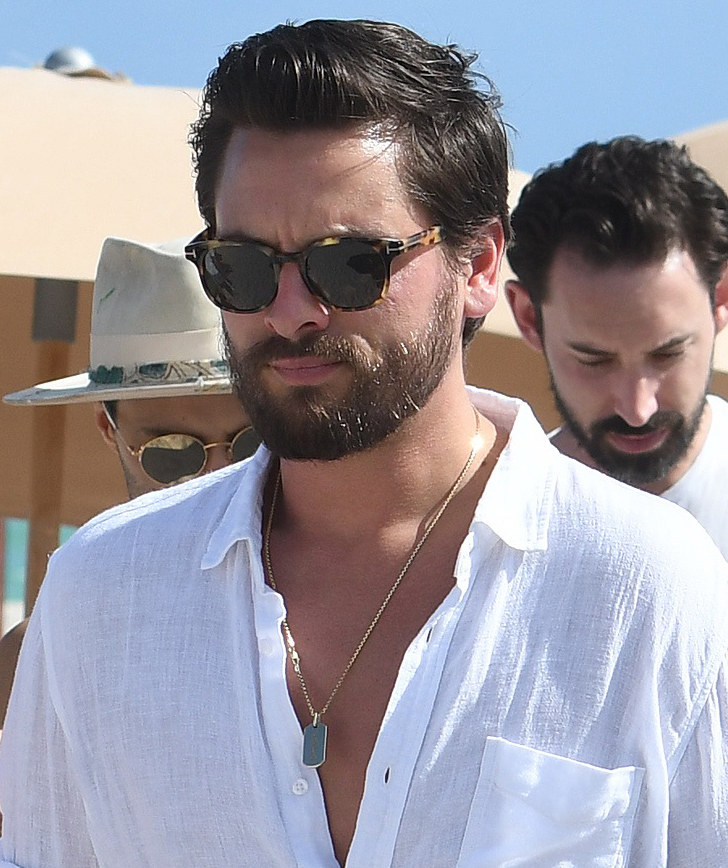 Scott Disick /Agencja FORUM