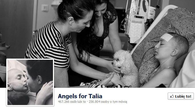 Screen z oficjalnej strony Talii /facebook.com