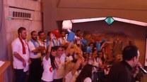 ŚDM: Piękny gest syryjskiej młodzieży