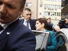 """""""SE"""": Premier Szydło sama pojechała na zakupy"""