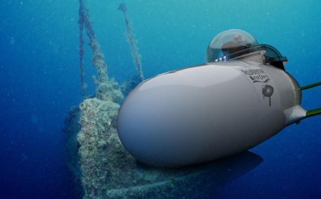 SeaBird to najtańsza i najszybsza osobista łódź podwodna.     Fot.  AquaVenture /materiały prasowe