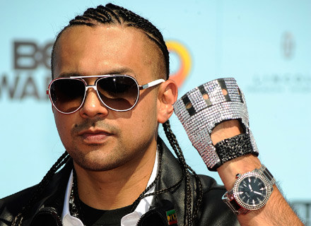 Sean Paul - fot. Frazer Harrison /Getty Images/Flash Press Media