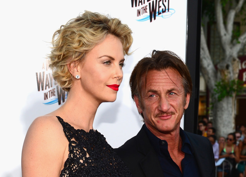Sean Penn i Charlize Theron /Getty Images
