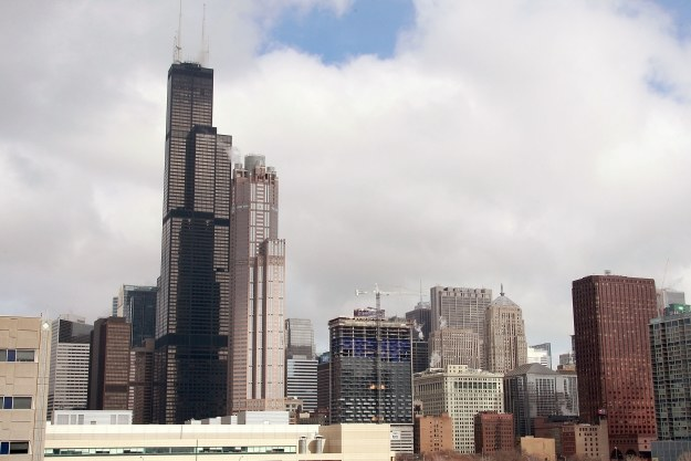 Sears Tower w Chicago /AFP