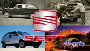 Seat: 60 lat produkcji samochodów