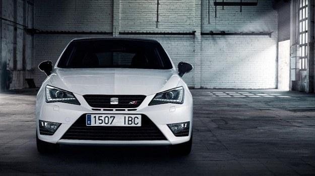 Seat Ibiza Cupra po faceliftingu /Seat