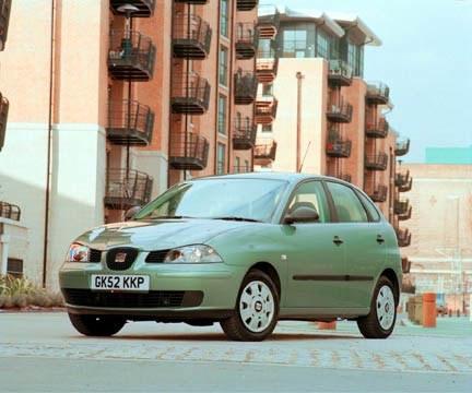 Seat Ibiza (kliknij) /INTERIA.PL