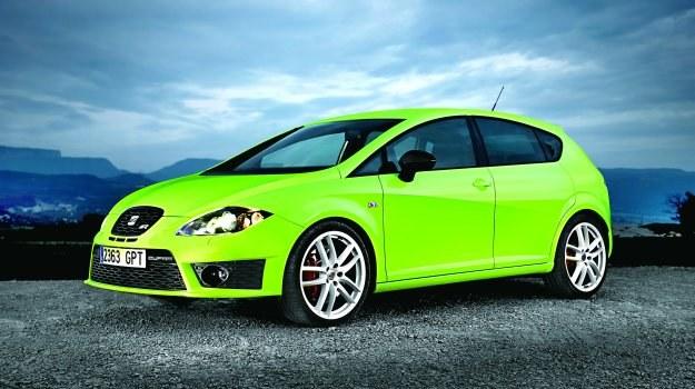 Seat Leon Cupra R 2.0 TSI 265 KM /Motor
