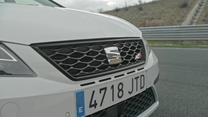 Seat Leon Cupra ST 300 na torze Parcmotor Castelloli