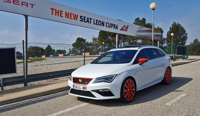 Seat Leon Cupra /INTERIA.PL