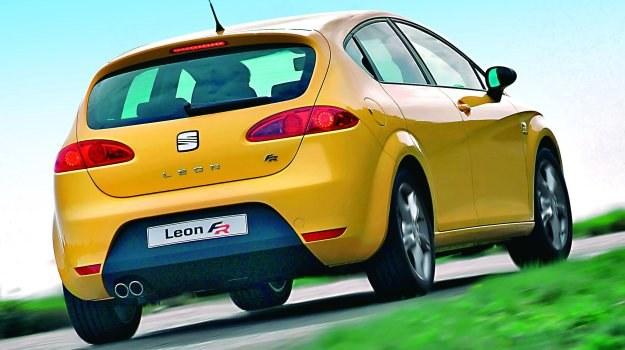 Seat Leon FR (Formula Racing): 2.0 TFSI/TSI 211 KM lub 2.0 TDI 170 KM /Motor