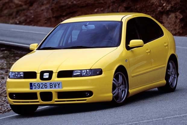 Seat Leon Sport FR (kliknij) /INTERIA.PL