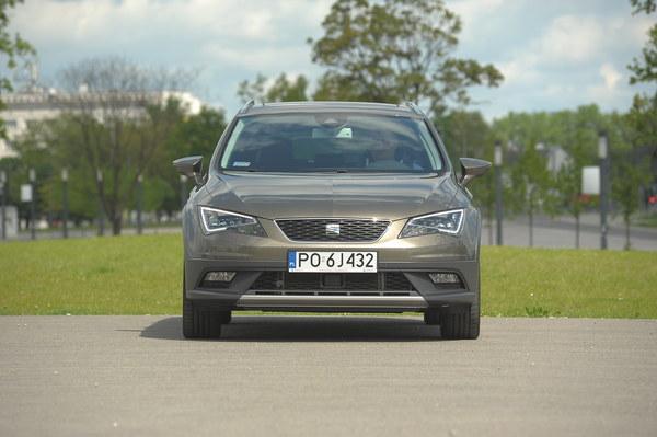 Seat Leon X-Perience 2.0 TDI 184 4Drive DSG