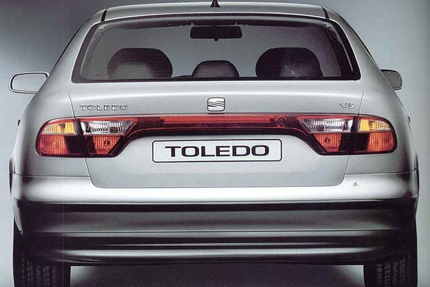 Seat Toledo (kliknij) /INTERIA.PL