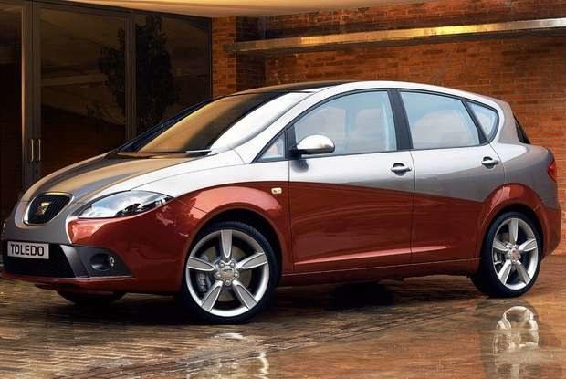 Seat Toledo Prototipo / kliknij /INTERIA.PL