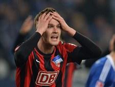 Sebastian Langkamp przeprasza za teatralny upadek w meczu z Borussią