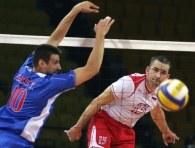 Sebastian Świderski chce grać w Lidze Światowej /AFP