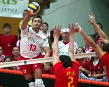 Sebastian Świderski Fot. Bogdan Hrywniak /Agencja Przegląd Sportowy