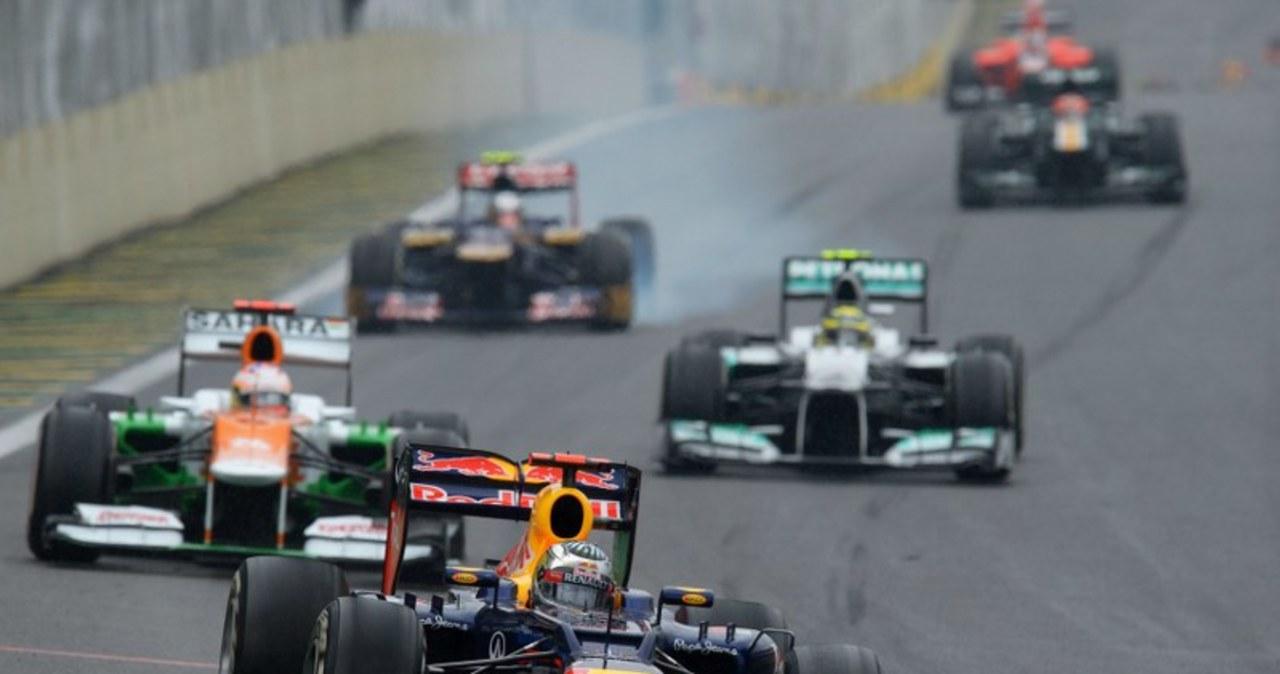Sebastian Vettel kolejny raz mistrzem świata Formuły 1