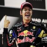Sebastian Vettel mistrzem świata Formuły 1