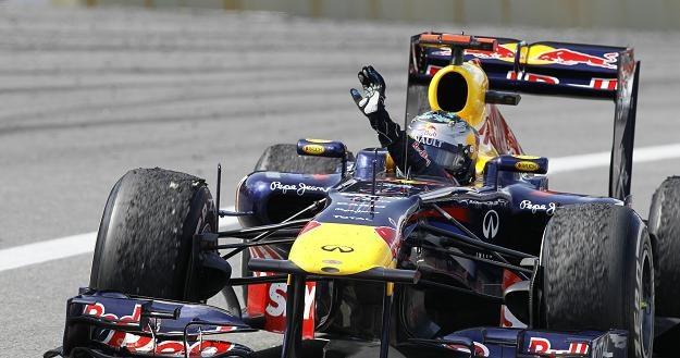 Sebastian Vettel z Red Bull będzie bronił mistrzowskiego tytułu. /AFP