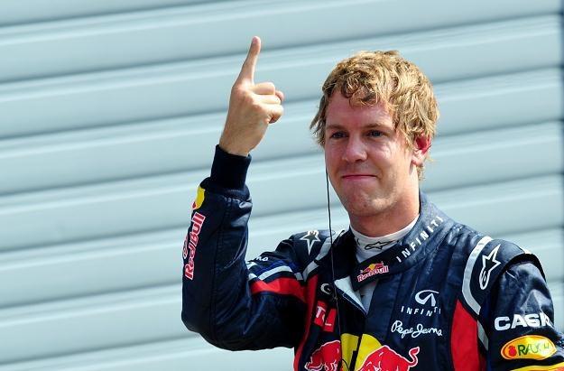 Sebastian Vettel /AFP
