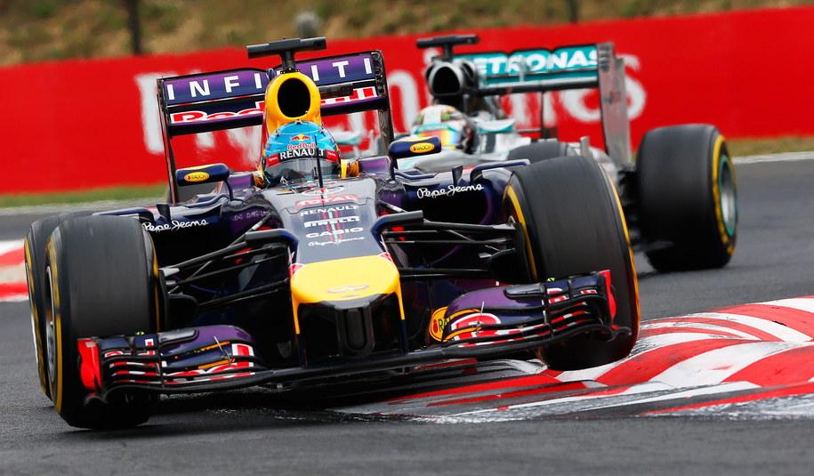 Sebastian Vettel / VALDRIN XHEMAJ  /PAP/EPA