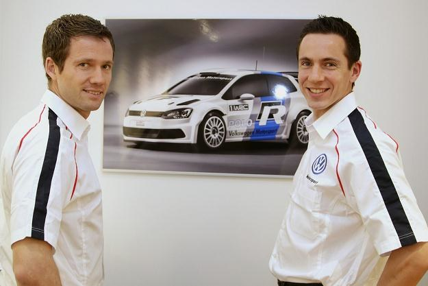 Sébastien Ogier i  Julien Ingrassia /