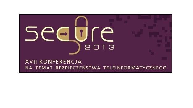 SECURE - konferencja poświęcona bezpieczeństwu teleinformatycznemu /materiały prasowe