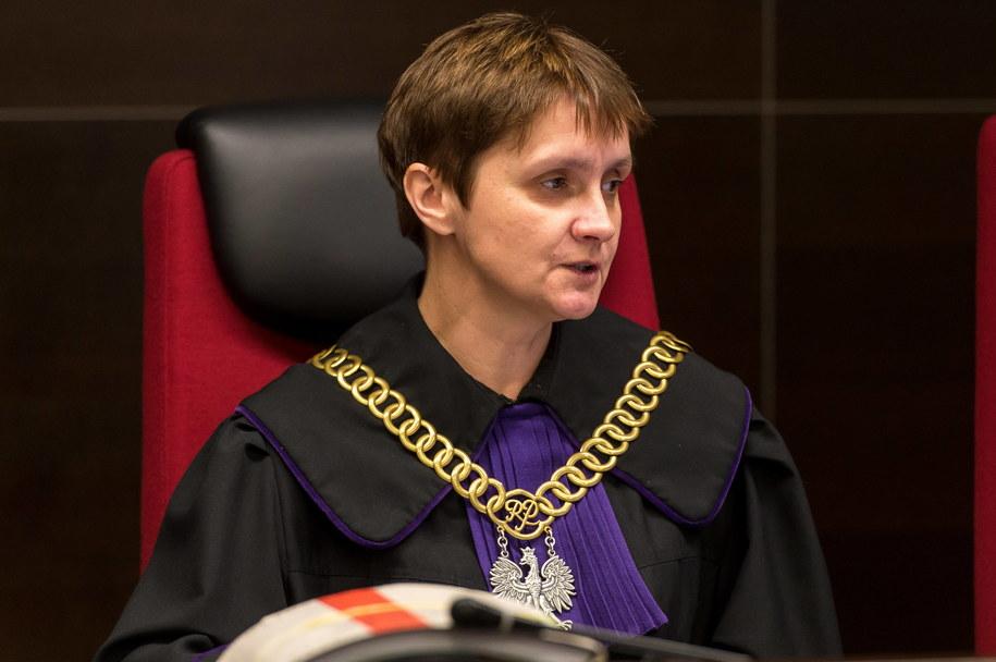 Sędzia Agnieszka Wróblewska-Kafka /Maciej Kulczyński /PAP