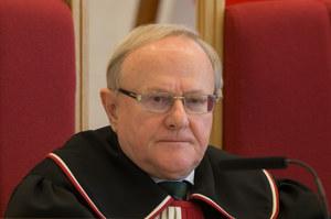 Sędzia Biernat o szczegółach spotkania z Fransem Timmermansem