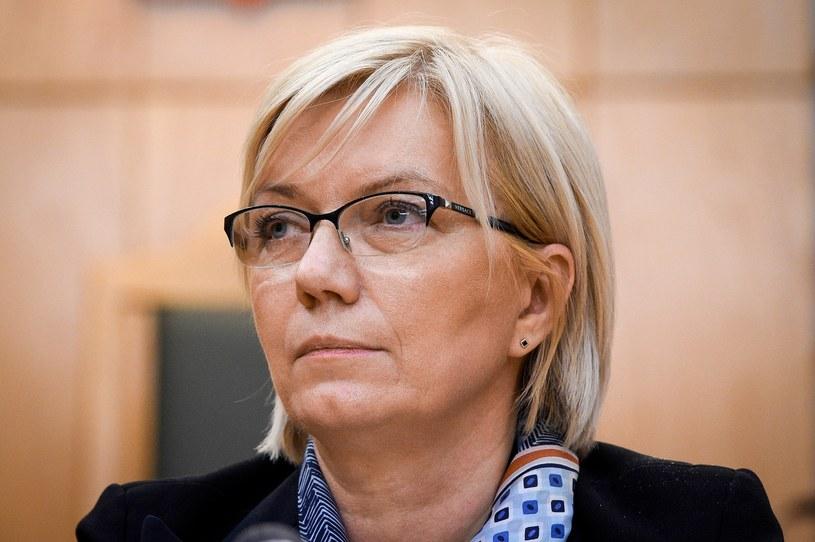 Sędzia Julia Przyłębska /Jacek Domiński /Reporter