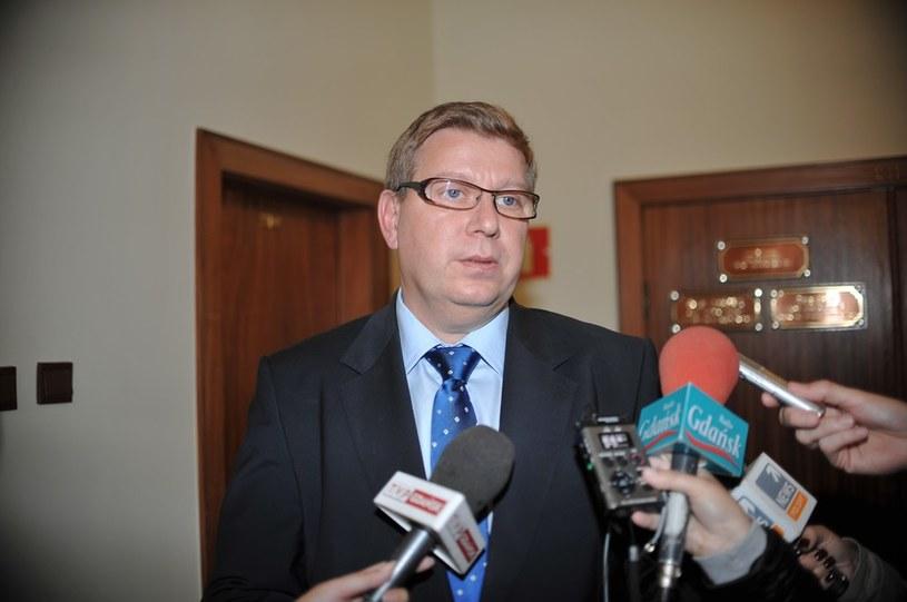 Sędzia Ryszard Milewski /Marcin Gadomski /Agencja SE/East News
