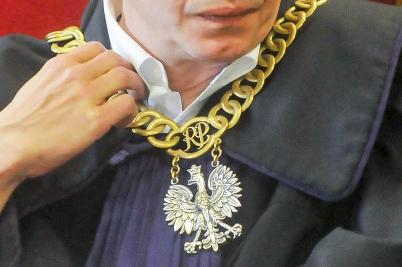 Sędzia; zdj. ilustracyjne /Piotr Kamionka /Reporter