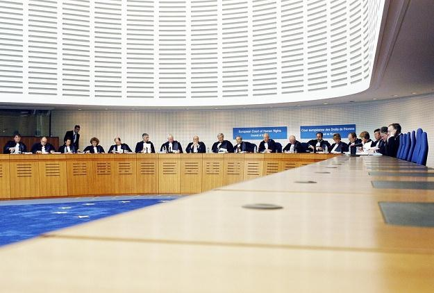 Sędziowie Europejskiego Trybunału Praw Człowieka /East News