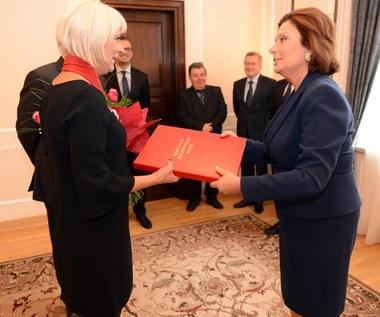 Sejm podziękował Agnieszce Odorowicz