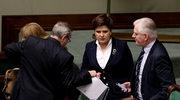 Sejm uchwalił ustawę, która obniża wiek emerytalny