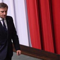Sejm zajmie się wnioskiem o odwołanie marszałka. PiS: Znakomicie prowadzi obrady