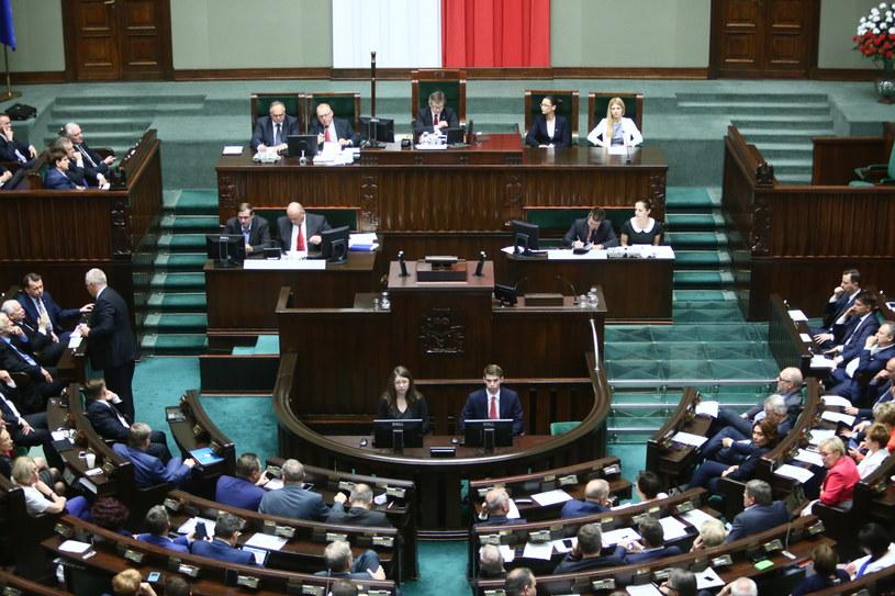 Sejm, zdj. ilustracyjne /Leszek Szymański /PAP