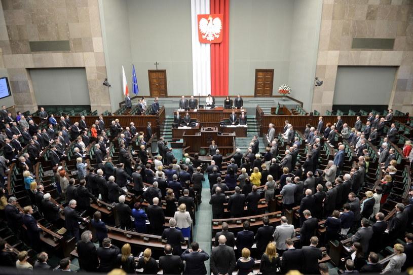 Sejm /Bartłomiej Zborowski /PAP
