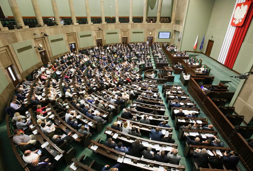 Sejm /Paweł Supernak /PAP