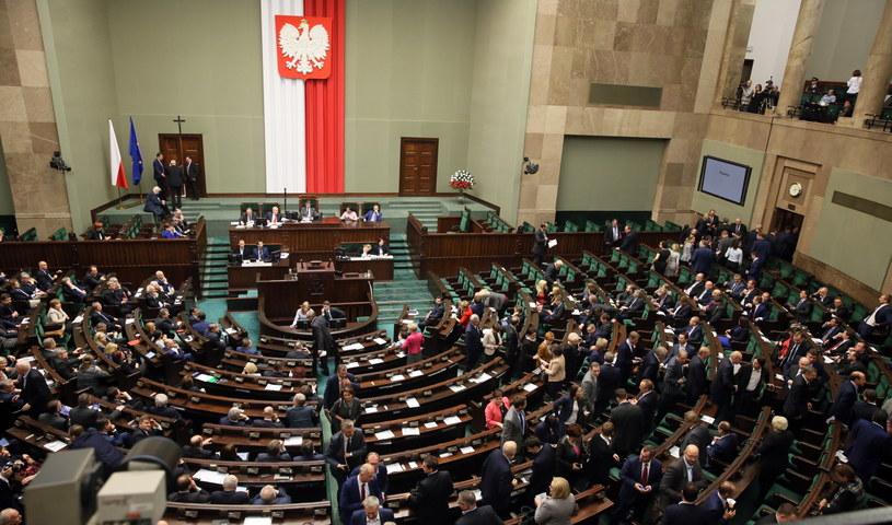 Sejm /Tomasz Gzell /PAP