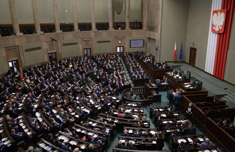 Sejm / Marcin Obara  /PAP