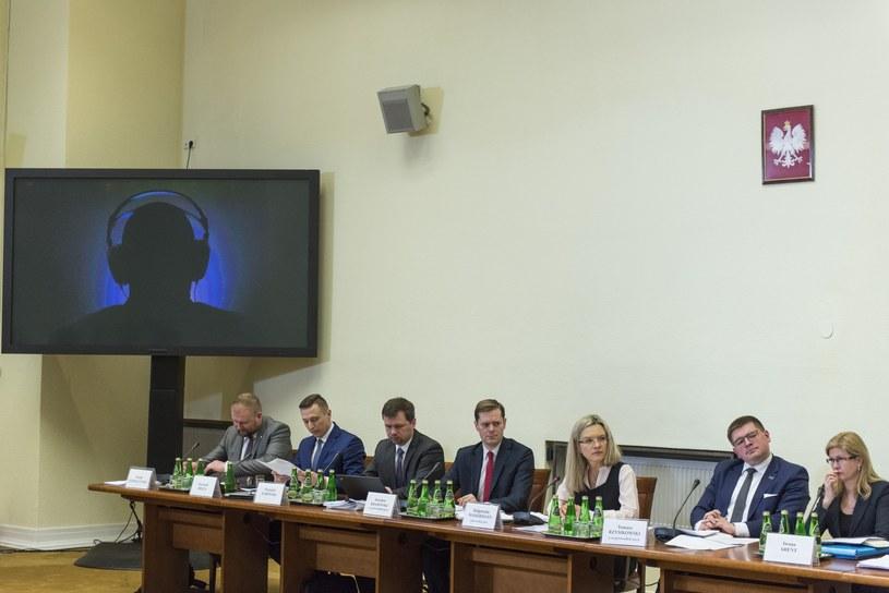 Sejmowa Komisja Śledcza ds. Amber Gold /Jakub Wosik  /Reporter