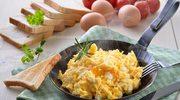 Sekret dobrej jajecznicy